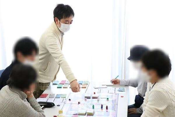 2021年1月10日キャッシュフローゲーム会開催報告と感想